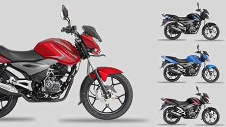 2013 Bajaj Discover 125T launched