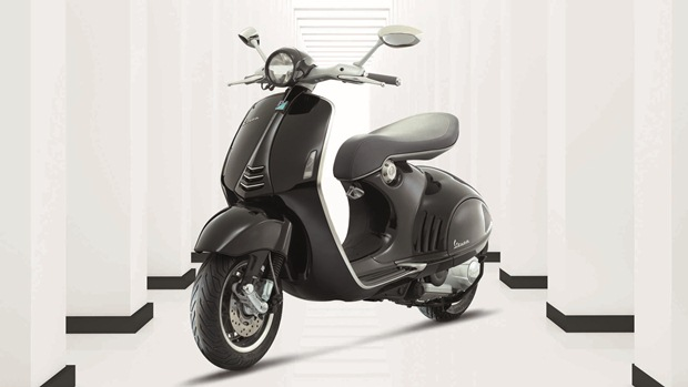 2013 Vespa 946 cominig to India