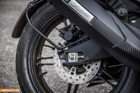 yamaha r15 v2 back tyre profile