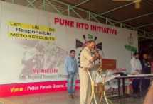 Traffic Sense Initiative - By RTO Pune - 15