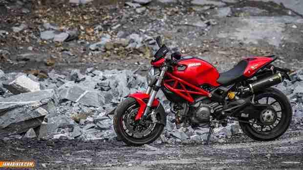 Ducati Monster 796 - 10