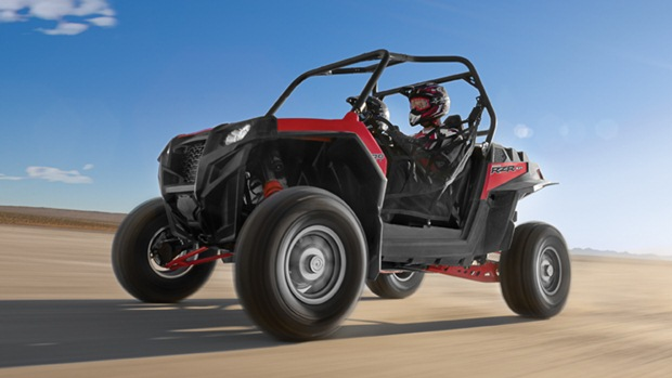 Polaris RZR XP 900 india