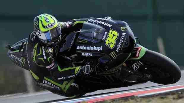 cal crutchlow MotoGP Brno qualifying report