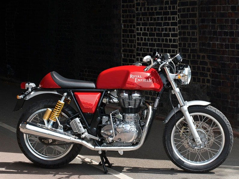 2013 Royal Enfield Continental GT - 05