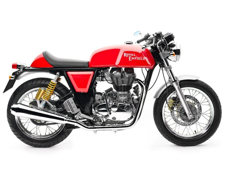 2013 Royal Enfield Continental GT - 11