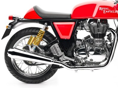 2013 Royal Enfield Continental GT - 15