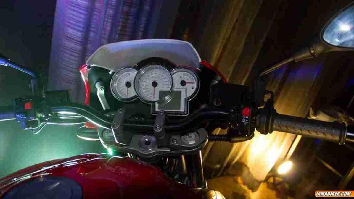 Aprilia Moto Guzzi Bangalore Launch - 7
