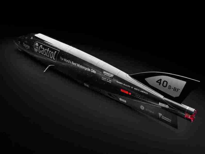 Castrol rocket - 14