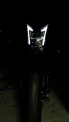 Erik Buell Racing 1190RX