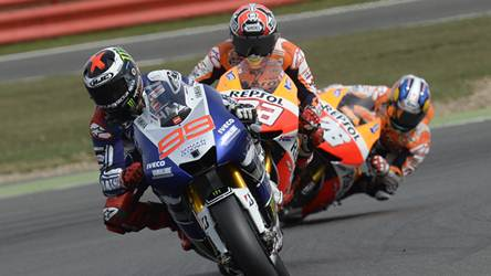 MotoGP Silverstone results