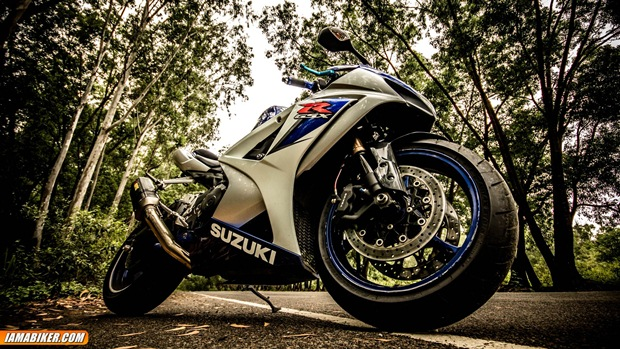 Suzuki GSX-R wallpapers - 07
