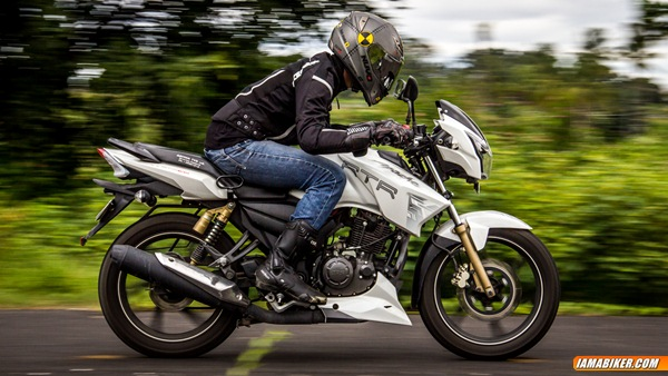TVS Apache RTR 180 mileage and engine performance