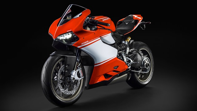 2014 Ducati 1199 Superleggera all details