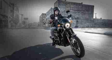 2014 Harley Davidson Street 750 and Street 500 -5