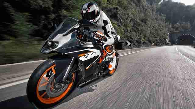 2014 KTM RC200 India