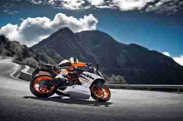 2014 KTM RC390 India - 09