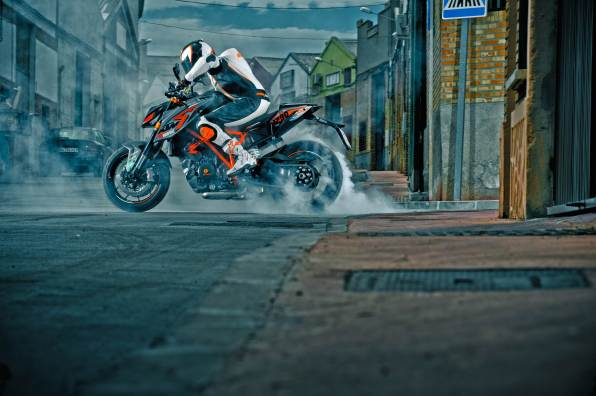 2014 KTM Super Duke 1290 wallpapers - 07
