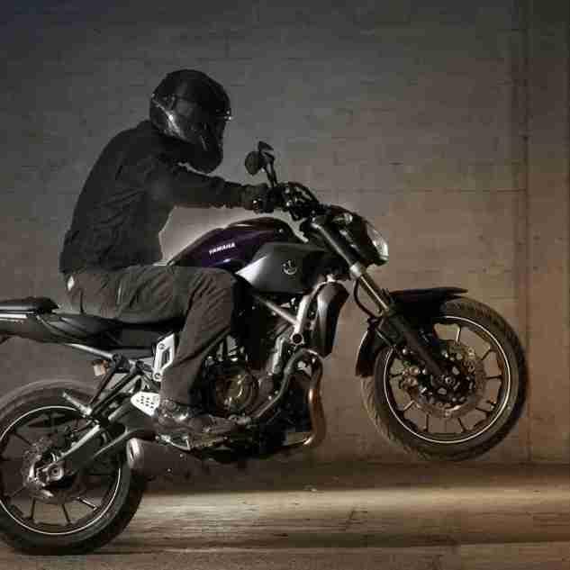 2014 Yamaha MT-07 - 07