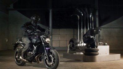 2014 Yamaha MT-07 - 11