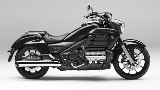 Gold Wing F6C black