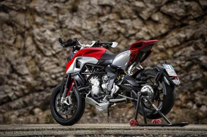 MV Agusta Rivale 800 wallpapers - 08