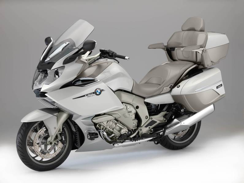New 2014 BMW K 1600 GTL Exclusive - 01
