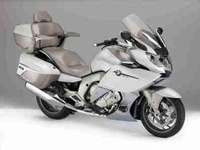 New 2014 BMW K 1600 GTL Exclusive - 02