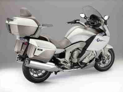 New 2014 BMW K 1600 GTL Exclusive - 03