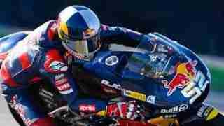 danny kent Husqvarna enters Moto3 championship