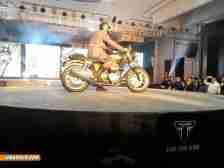 Triumph Thruxton India