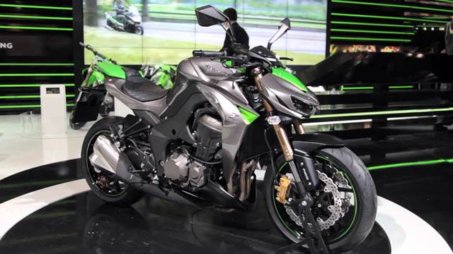 2014 Kawasaki Z1000 launched in India