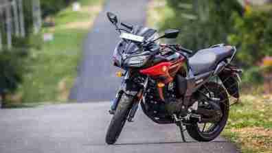 Yamaha Fazer India review - 01