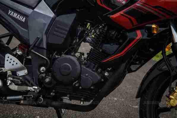 Yamaha Fazer India review - 18