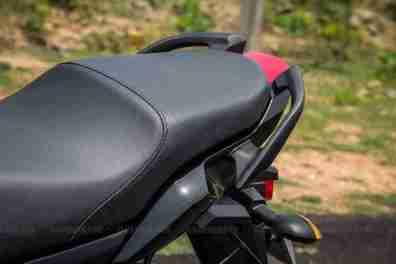 Yamaha Fazer India review - 23