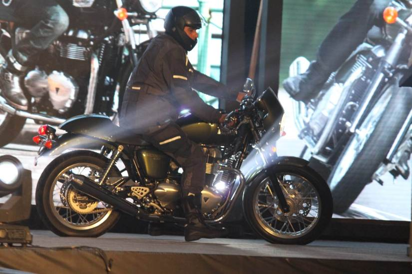 triumph motorcycles india launch - 08