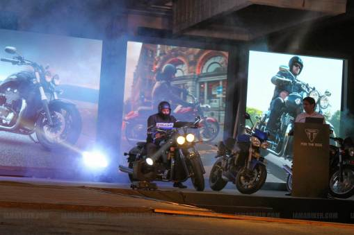 triumph motorcycles india launch - 12