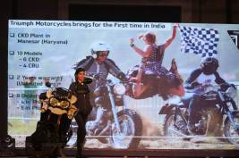 triumph motorcycles india launch - 27