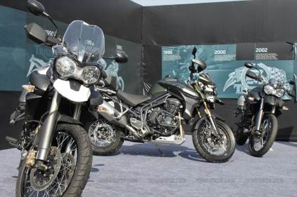 triumph motorcycles india launch - 85