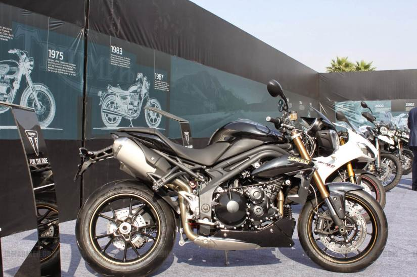 triumph motorcycles india launch - 93