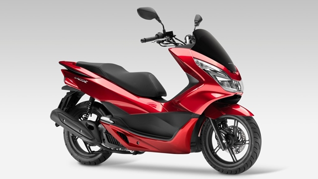 2014 Honda PCX125 - PCX150 unvelied