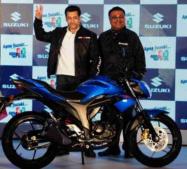 2014 suzuki gixxer 150 india