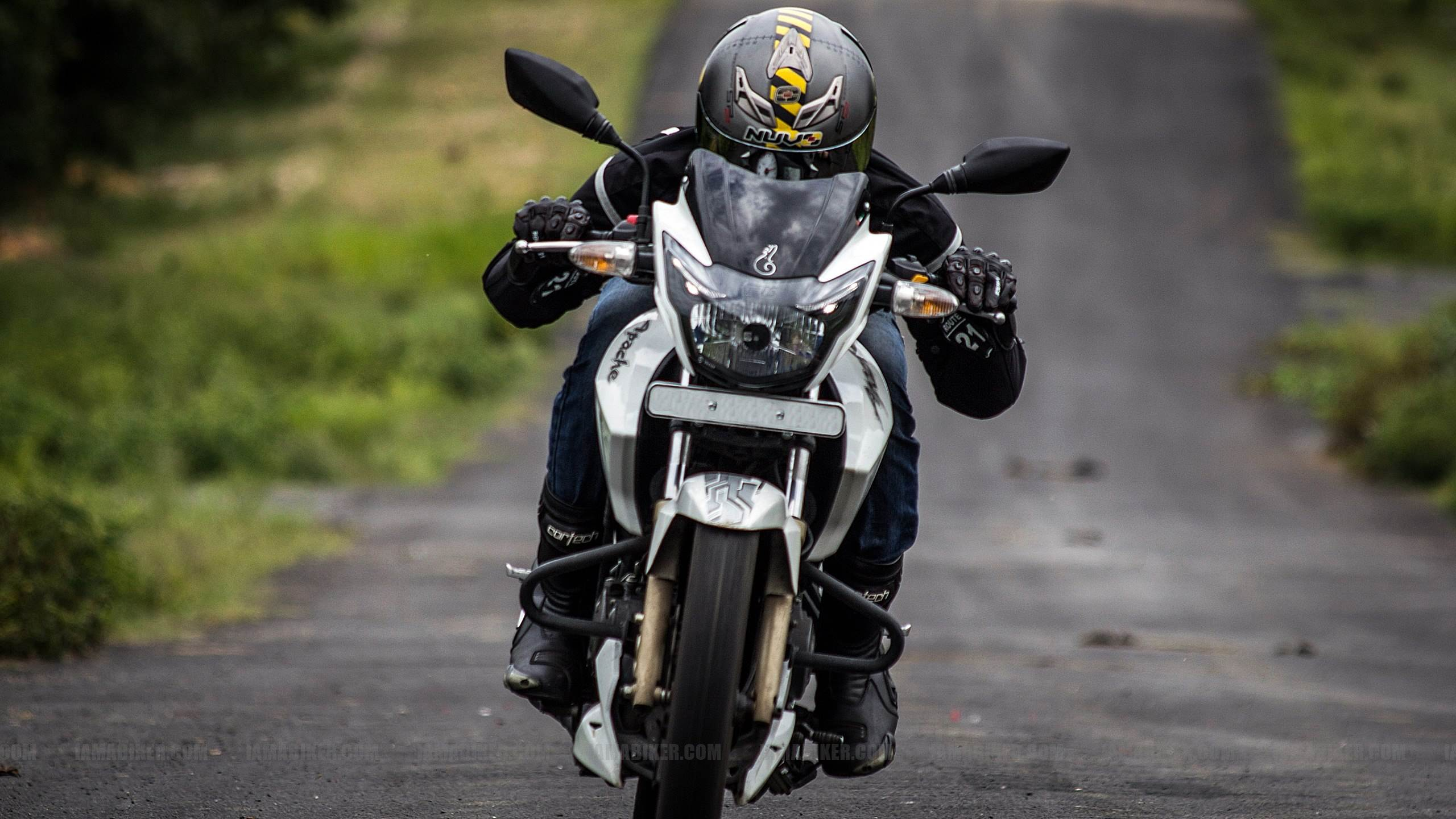 TVS Apache RTR 180 review - 28