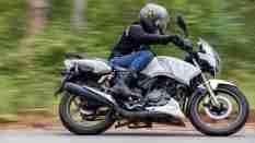 TVS Apache RTR 180 review - 30