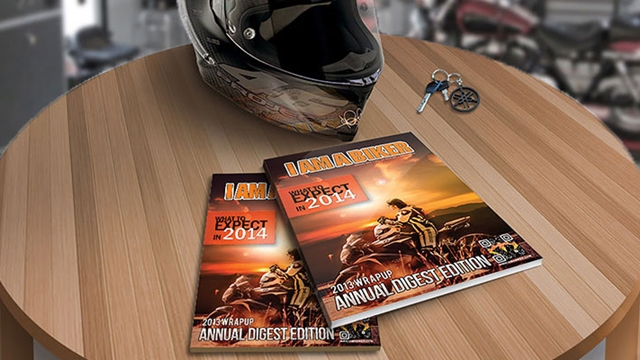 iamabiker magazine launched