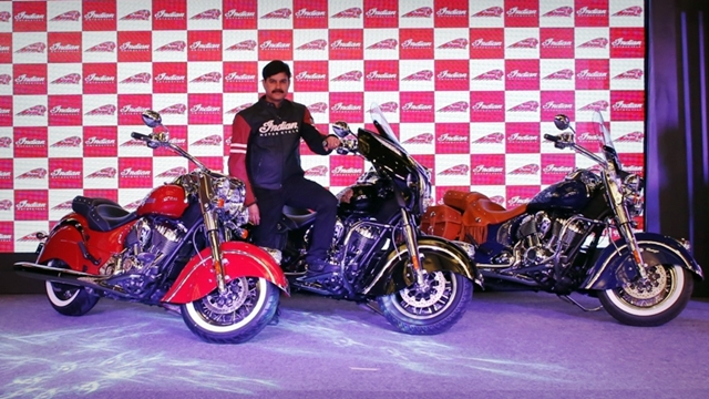 indian motorcycles launch india