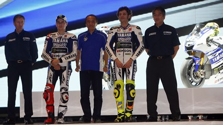 new yamaha livery