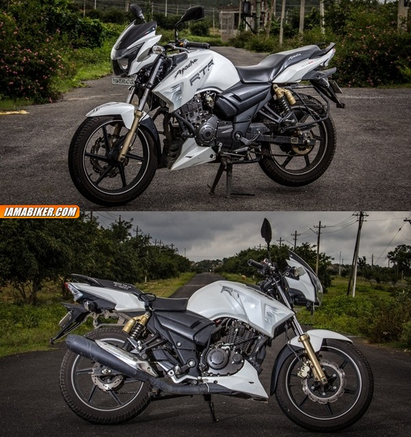 TVS Apache RTR 180 review, specifications, price, mileage