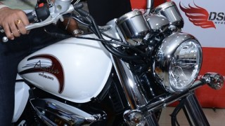 Hyosung Aquila 250 unveiled in Bangalore