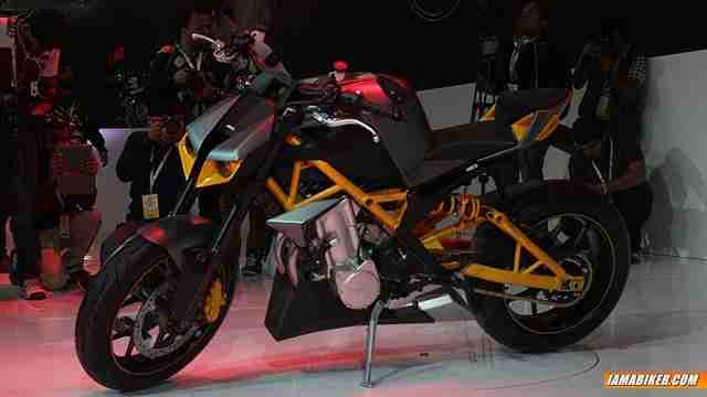 hero hastur concept auto expo 2014