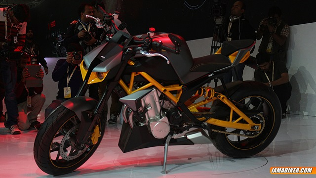 hero hastur concept auto expo 2014